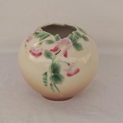 Βάζο μπουλ με λουλούδια FRANZ