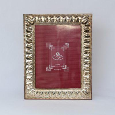 Ασημένια Κορνίζα με αρχαϊκό σχέδιο και ελληνικό ασήμι