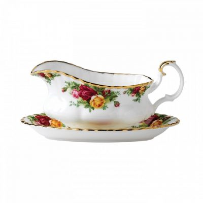 Σαλτσιέρα Royal Albert old country roses (OLCOR 00110-111)