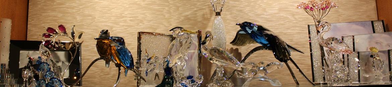 κρύσταλα δώρα τεχνη -φως διακοσμητικά