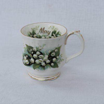 Royal Albert πορσελάνη Flower of the month κούπα Μάιος