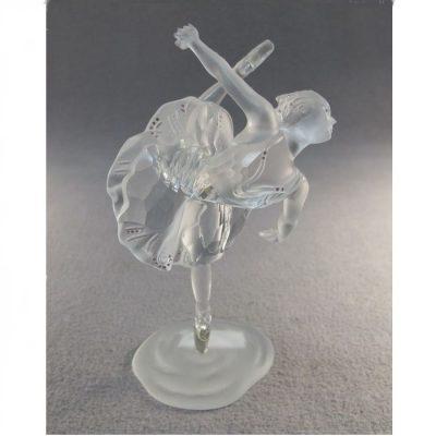 Μπαλαρίνα 236 715 κρύσταλλο Swarovski Silver Crystal
