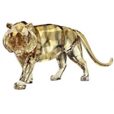 Τίγρης σε μελί κρύσταλλοSwarovski SCS Έκδοση 2010