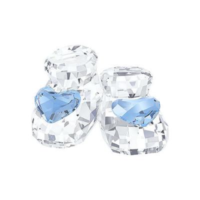 Bebe παπουτσάκια μπλε 5 108 539 Swarovski Universal Symbols