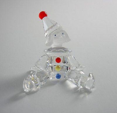 Κούκλα μαριονέτα Swarovski Silver Crystal 217 207