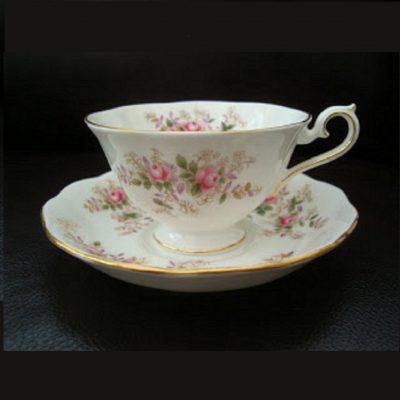 Royal Albert Lavender Rose Avon φλυτζάνι-πιατάκι καφέ
