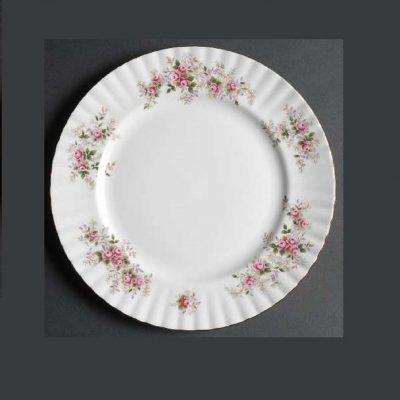 Royal Albert Lavender Rose Πιάτο Ρηχό 21cm κωδικός 00102