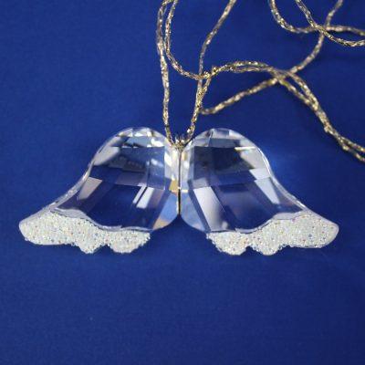 Angel Wings Swarovski (Φτερά αγγέλου κρύσταλλο swarovski)
