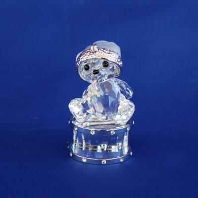 Christmas Kris Bear swarovski 2007 (Το αρκουδάκι των Χριστουγένων)