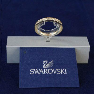 Δαχτυλίδι RARE(GOLD) μέγεθος 52 Swarovski