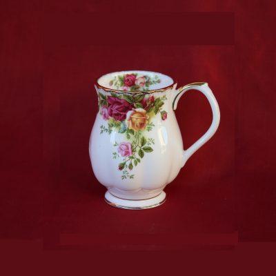 Κούπα Tea for you απο πορσελάνη Royal Albert Old Contry Rose