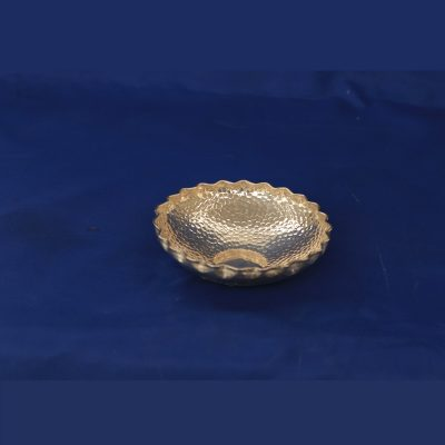 Μπολ μικρό σφηρήλατο από Ελληνικό χειροποίητο ασήμι