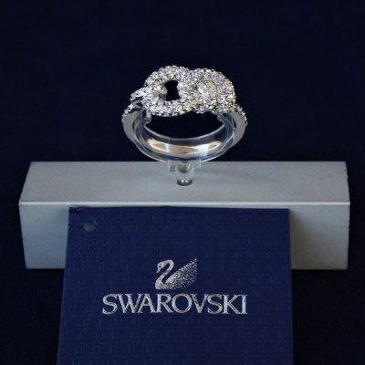 Δαχτυλίδι NATHALIE μέγεθος 58 Swarovski
