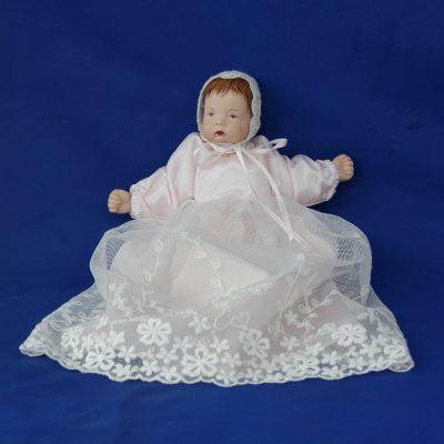 Κούκλα Μίνι μωρό σε πορσελάνη συλλογή «Ερατώ»