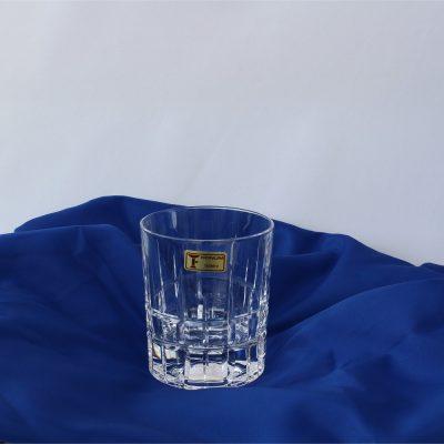Ποτήρια Ουίσκι χειροποίητα κρυστάλλινα Ιταλίας Σχέδιο 620
