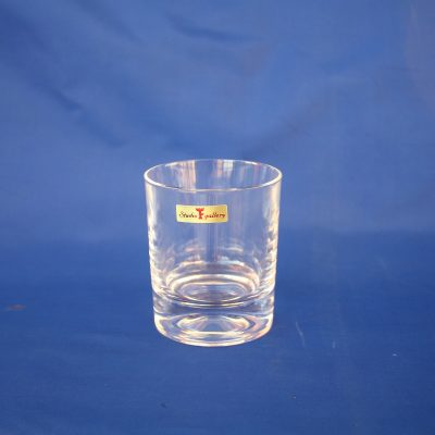 Ποτήρια Ουίσκι κρυστάλλινα Ιταλίας Σχέδιο Tocai 5 τεμ.