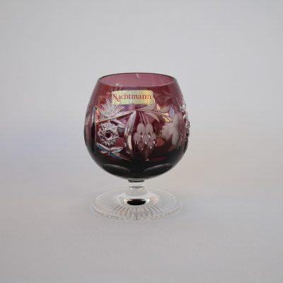 Ποτήρι Κονιάκ TRAUBE κρύσταλλο Nahtmann (χρώμα Ametist)