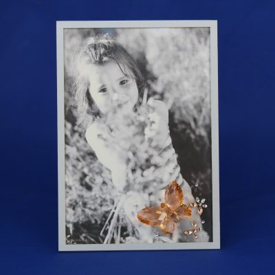 Butterfly frame Swarovski (Κορνίζα) Crystal moments