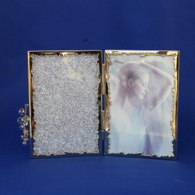 Crystalline Frame Swarovski από τη συλλογή Home & Interior