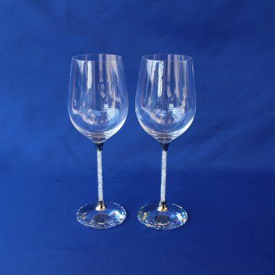 Crystalline Wine Glasses Swarovski από τη συλλογή Home & Interior