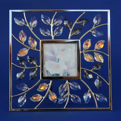 Leaves Frame συλλογή Home Accessories Swarovski