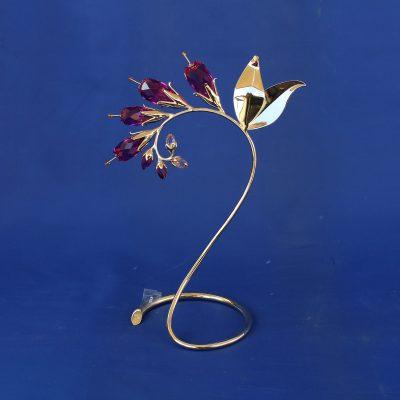 Dacea λουλούδι Swarovski από τη συλλογή Crystal Paradise