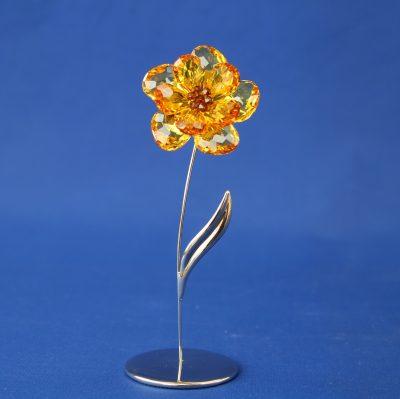 Dambula λουλούδι Swarovski από τη συλλογή Crystal Paradise