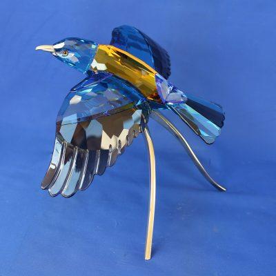 Roller Blue Turqoise Swarovski συλλογή Crystal Paradise
