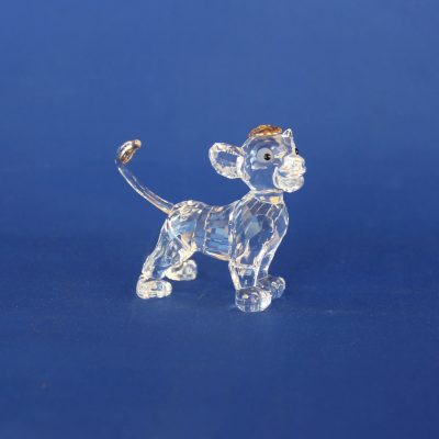 Simba Το λιονταράκι Swarovski από τη συλλογή Disney