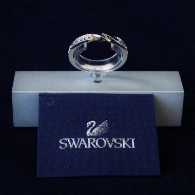 Δαχτυλίδι CURLY(RODIUM) κόσμημα Swarovski κωδικός 5120 539