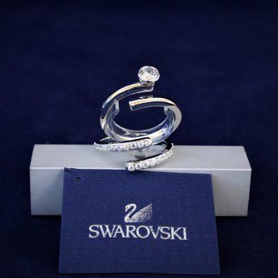 Σετ 2 Δαχτυλίδια RADIANCE κόσμημα Swarovski