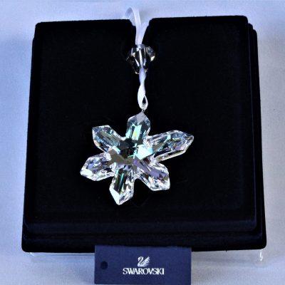 Στολίδι Χριστουγέννων Λουλούδι του Πάγου Swarovski