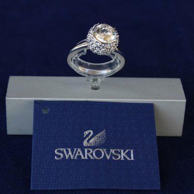 Δαχτυλίδι FLIRT (RODIUM) μέγεθος 52 Swarovski