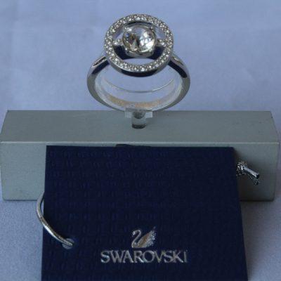Δαχτυλίδι LAVENDER κόσμημα Swarovsk