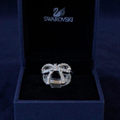 Δαχτυλίδι LUCIA μέγεθος 55 κόσμημα Swarovski
