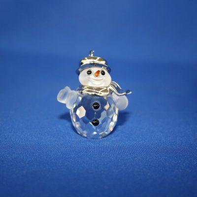 Χιονάνθρωπος Στολίδι Snowman 2004 Swarovski