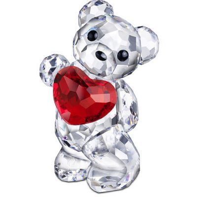 Kris Bear a heart for you Swarovski characters