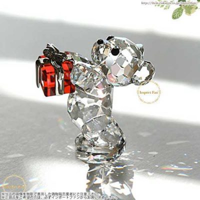 kris Bear a gift for you Swarovski characters