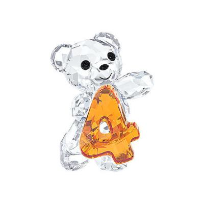 kris Bear Number Four swarovski characters