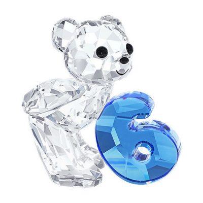 kris Bear Number Six Swarovski characters