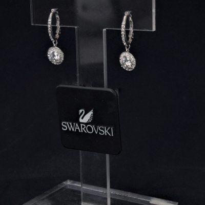 Σκουλαρίκια ATTRACT LIGHT κόσμημα Swarovsk
