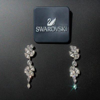 Σκουλαρίκια DIAPASON κόσμημα Swarovski κωδικός 5 180 709