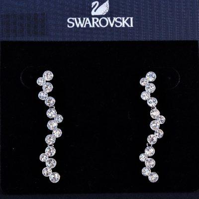 Σκουλαρίκια FIDELITY κόσμημα Swarovski