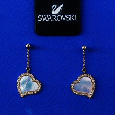 Σκουλαρίκια MARICA κόσμημα Swarovski κωδικός 1 062