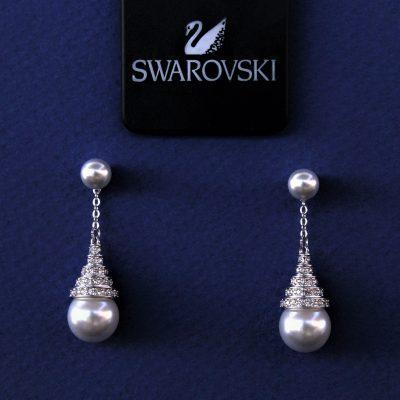 Σκουλαρίκια PERPETUAL κοσμήματα Swarovski