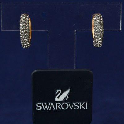 Σκουλαρίκια WAVE κόσμημα Swarovski κωδικός 5 081 236