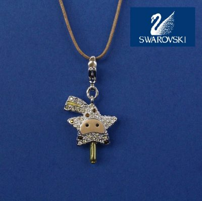 Magic Wand Charm κόσμημα Swarovski