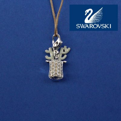 Small Deer Charm κόσμημα Swarovski