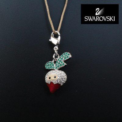 Small Radish Charm κόσμημα Swarovski