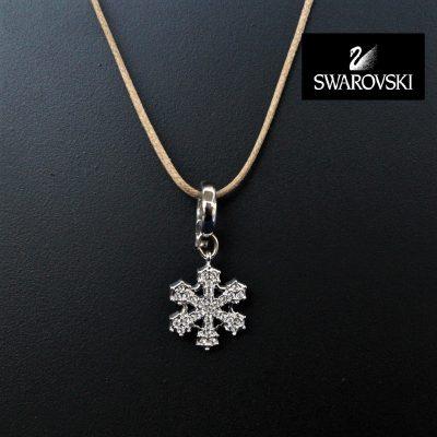 Snowflake Charm κόσμημα Swarovski